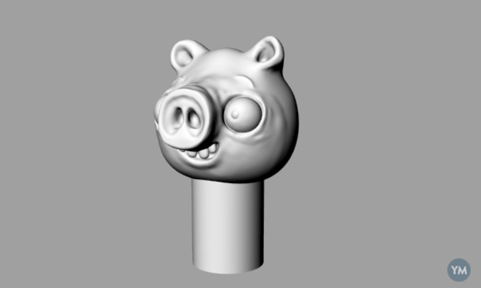 angry pig bicycle valve