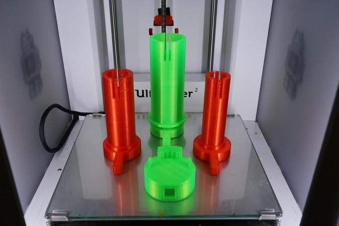 UM2 Quick-swap Filament Mount