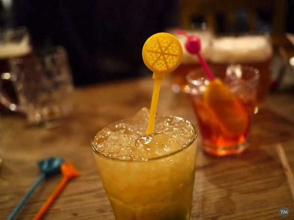 Juicy Cocktail Stirrers