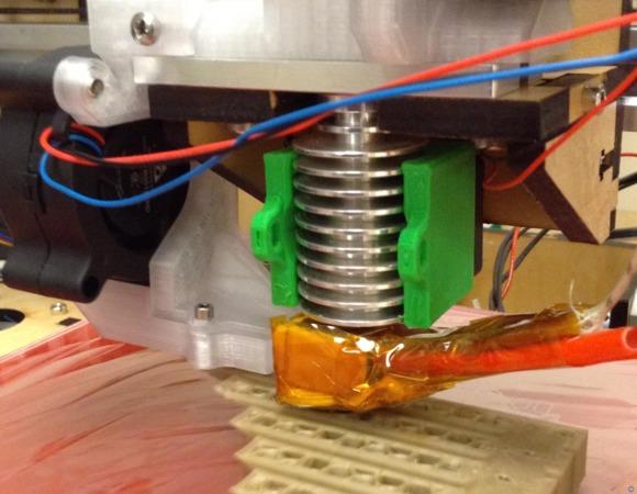 E3D 30mm fan duct