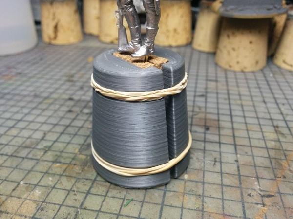 Miniature Painter's Figure Holder