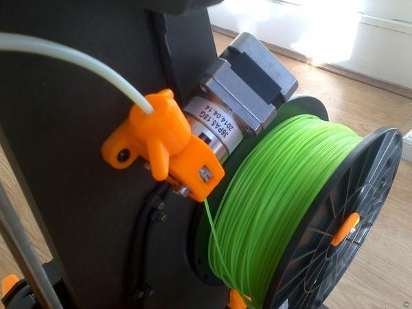 Bowden Filament Drive