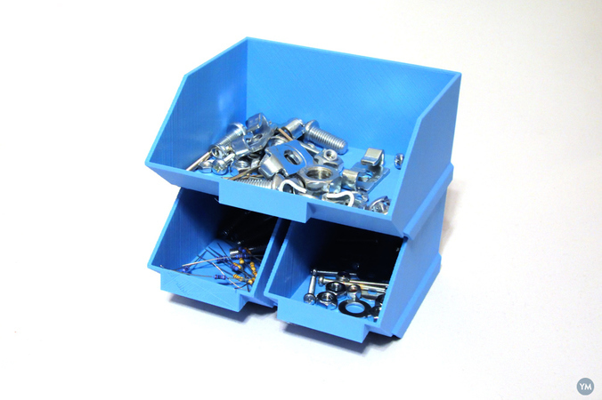 Stackable Box (100mm)