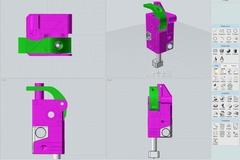 Ultimaker Flexdrive Merlin Rev4