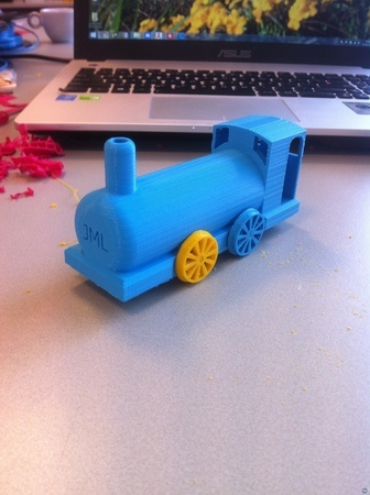 Locomotive V1. Updated
