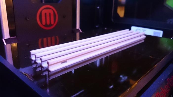 Model Railway Tracks (1:32, OpenRailway)
