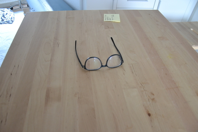 Glasses Leig