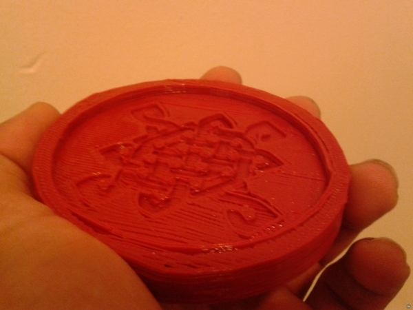 Celtic knots Coaster