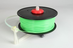 Universal Stand Alone Filament Spool Holder  Fully 3 D Printable  Main Image