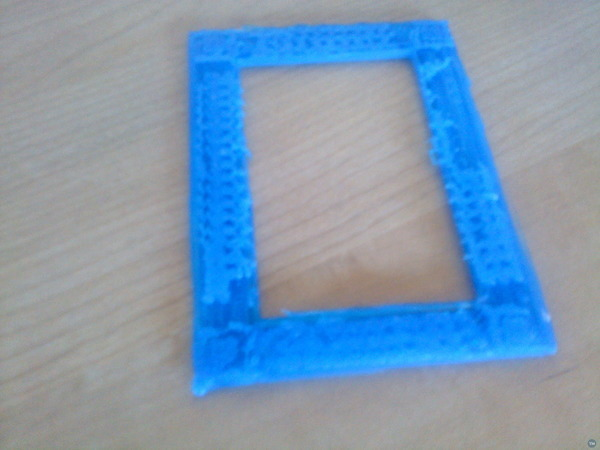 lssouthe's celtic pricture frame
