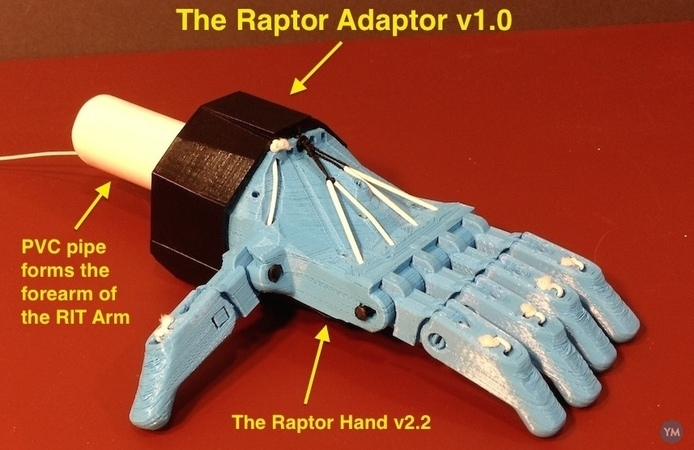 The Raptor Adaptor v1.0