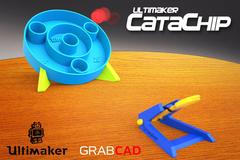 Ultimaker Catchip   Luis Cordoba 01