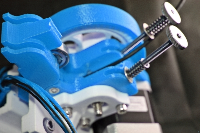 Stoutwind's Rampage Direct Single Extruder