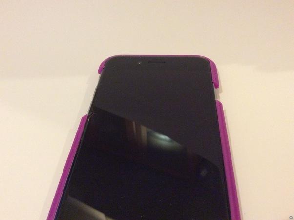 very slim iPhone 6 case