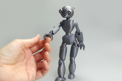 Jointed Robot