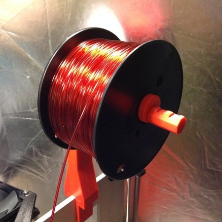 Filament Spool Bracket for alu. Prusa i3