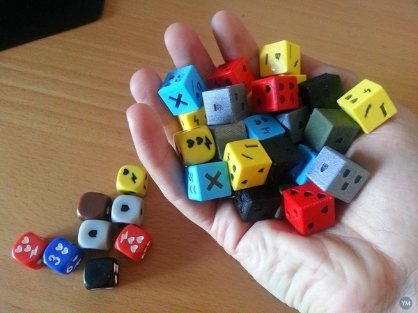 Board game Dices