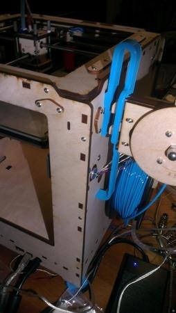 Ultimaker Original extruder noise damper