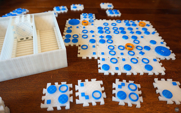 MicroPul board game