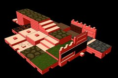 Isometric Tabletop Game Texture Tile Example By Anthonydavila D7xldt4
