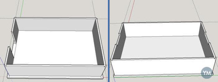 Rook card box