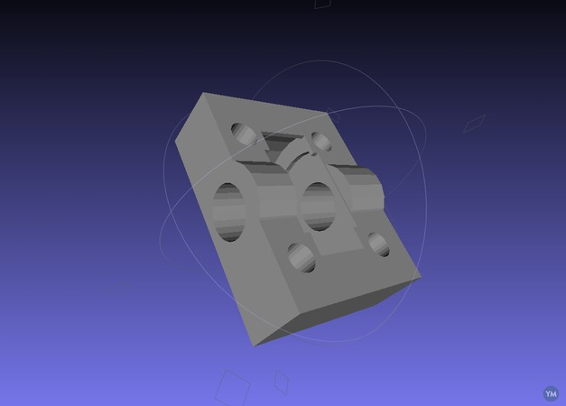 MakerGear RepRap Prusa i2 Idler Block