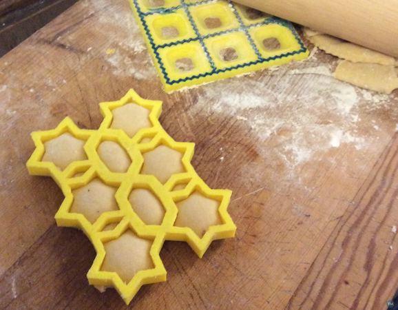 Ravioli Maker Grid
