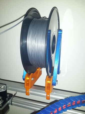 3uP Spool Holder A Frame Extension