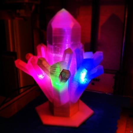 Quartz LED light