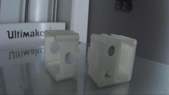 UM2 two-piece printhead