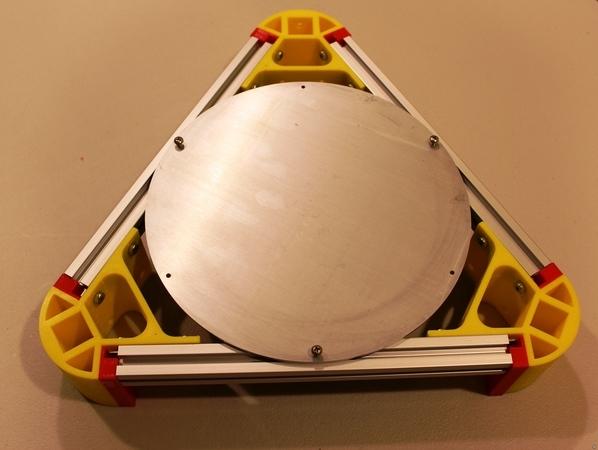 Kossel Mini aluminum heated bed 220mm