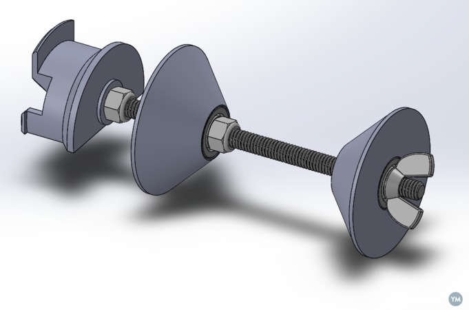 F26 UM2 Bearing Spool and Bearing Guide Upgrade