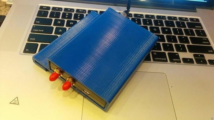 HackRF Macbook Pro Holder