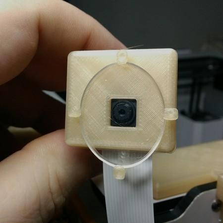 RasPi B+ camera mount