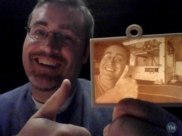 Joe's 3D Workbench LIthophane