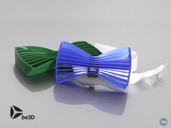 Bow tie 02 - wave