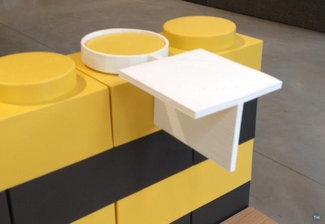 BB Brcks mini table