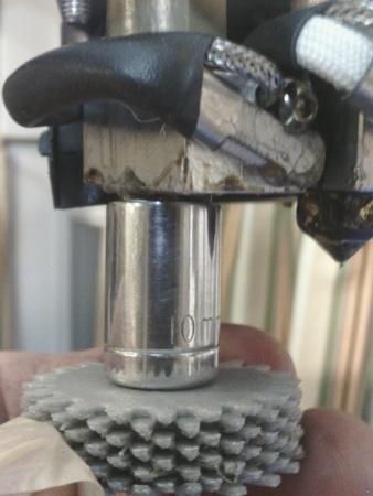 Socket Knob