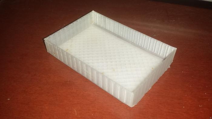 Lego Mindstorms RCX Backplate