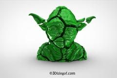 Yoda 3d Puzzle.12298