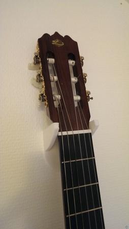 Guitar wall hook