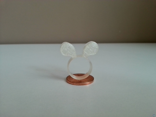 Ring with Ears