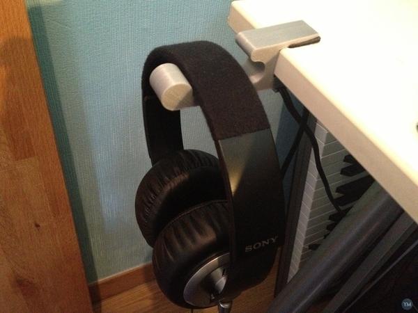 Headphones holder