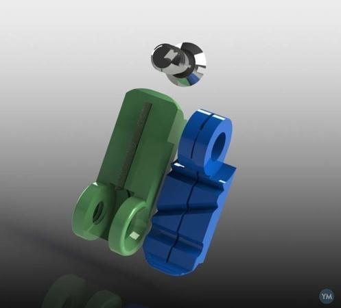Palmer's Pocket Razor Blade Tube Filament Cutter Plus Box Opener.