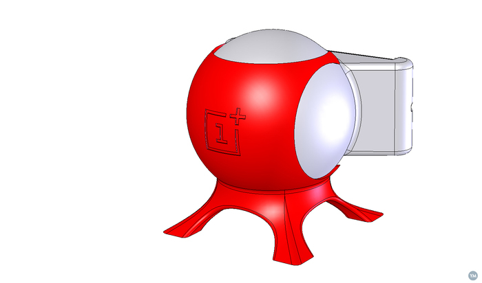 Oneplus One Boomsound Rotating Ball Dock