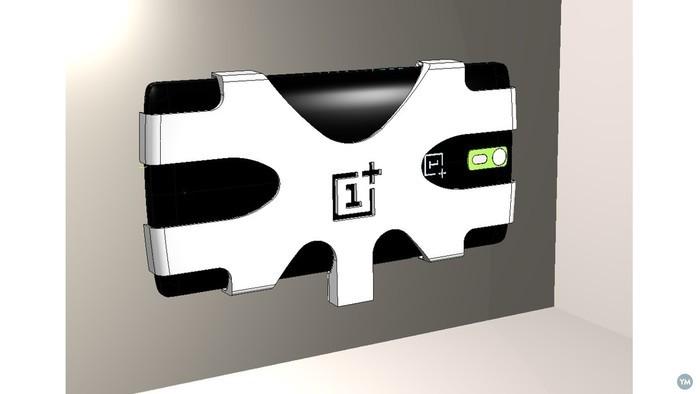 OnePlus One tripod mount