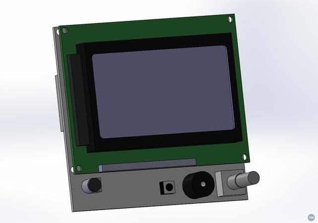 Smoothie Reprapdiscount Graphic Controller