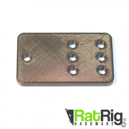 Pulley Plate for Ratrig and Openbuilds V-slot