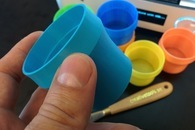 Carousel thumb stackable cups by macouno  youmagine.com  v4