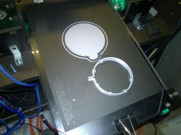 3rd hand solder stand lens holder